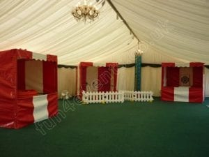 Fun Fair Stall Hire - Christmas Party Event Event Entertainment