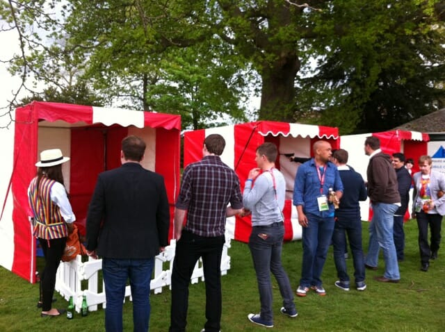 Hire Funfair Stalls for Corporate Events
