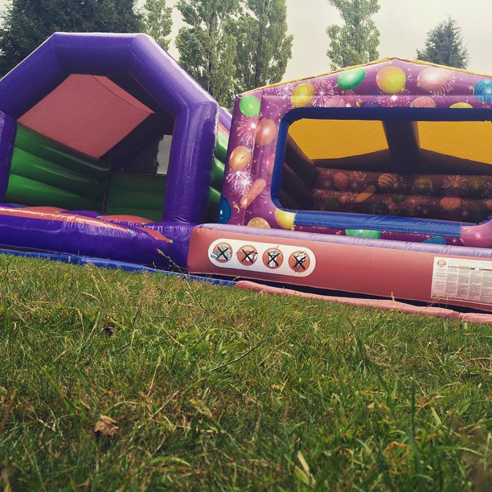 Bouncy Castle Hire for Corporate Family Funday Events
