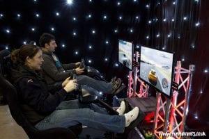 Racing Simulator Hire