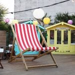 Giant Deckchair Hire