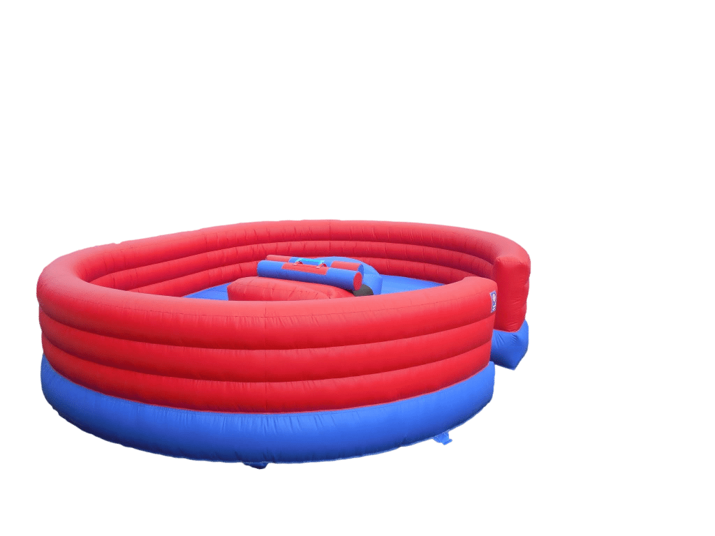 gladiator joust inflatable game