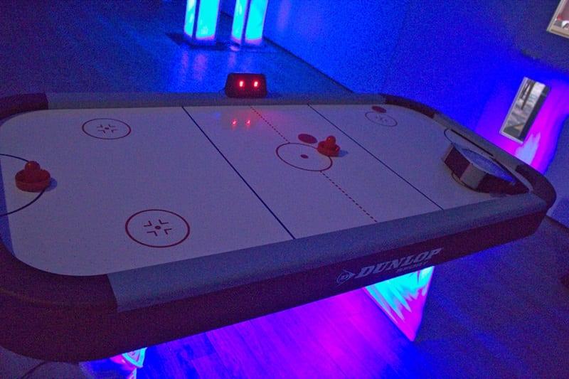 Hire an Air Hockey Table