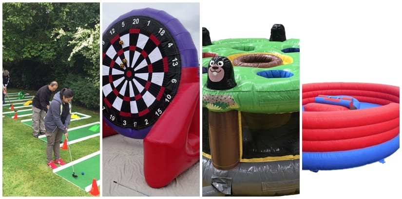 Outdoor Games and Activities for Hire