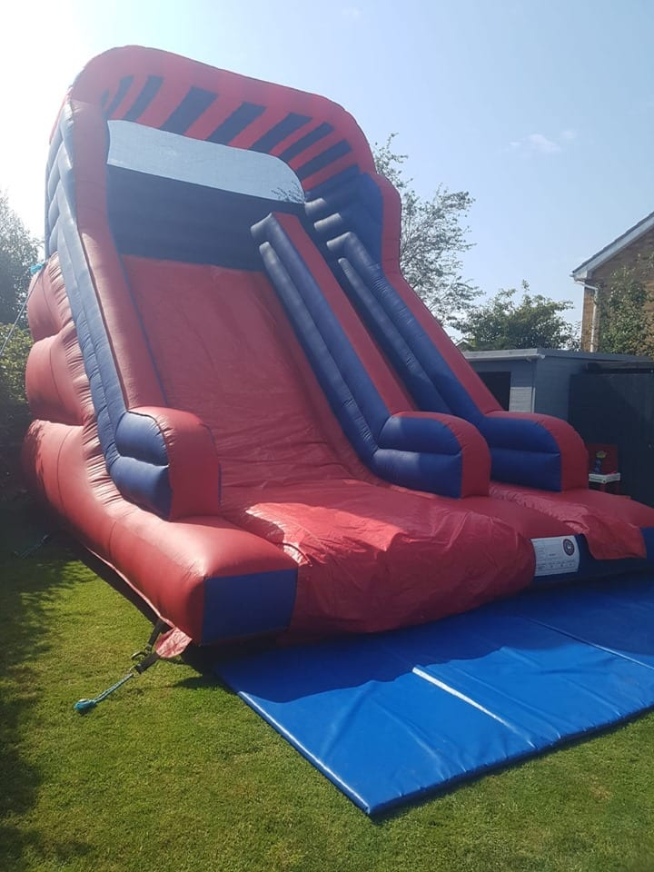 Childrens Inflatable Slide Hire