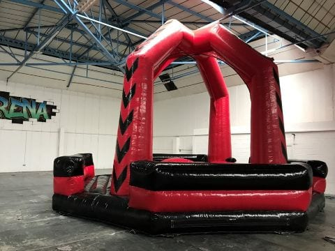 Human Demolition Hire, Team Buildng Games, Inflatable Games, Multiplayer games hire.