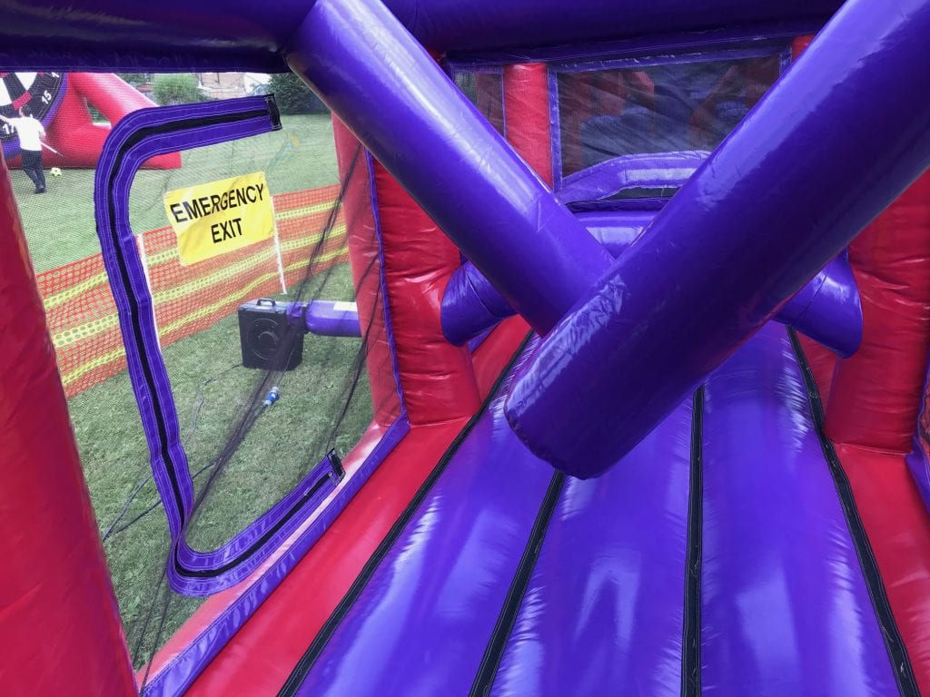 Inflatable Game Hire - Fun4Events