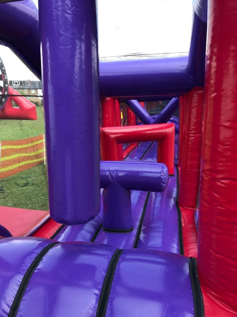 Fun4Events - Inflatable Assault Course Hire